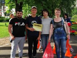 Автомобилисты посетили слуцкий коррекционно-развивающий центр