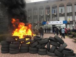 Жители Кривого Рога захватили и сами запустили котельные в городе