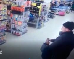 Милиция разыскивает мужчин на видео