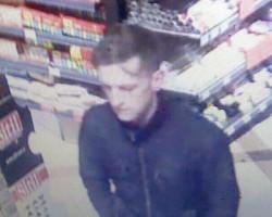 Благодаря камерам видеонаблюдения милиция нашла парня, похитившего виски в «Радуге»