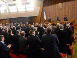 Крым принял постановление о независимости