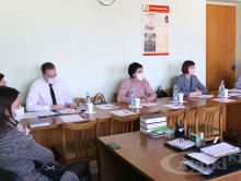 В Слуцке на базе местной «районки» обсудили проблемы бездомных животных