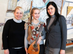 Учащаяся Слуцкой детской школы искусств стала победителем на конкурсе в Нидерландах