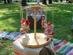 На празднике ремёсел в Слуцке выбрали лучшего мастера белорусской куклы