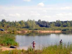 На Рудне и в 11 городке купание приостановлено