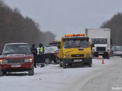 ДТП возле Квасынич: пострадавшую доставили в больницу (обновлено)