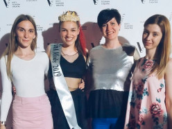 Юная случчанка завоевала гран-при конкурса «Вершина моды»