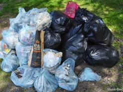 «Чистый Слуцк» объявил о новом месте уборки