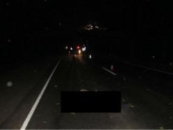 В Городее погиб «лежачий пешеход», который неоднократно привлекался за нарушения ПДД
