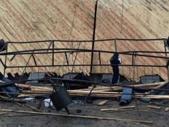 СК установил обстоятельства падения на «Беларуськалий» строительной люльки, в результате которого погиб работник