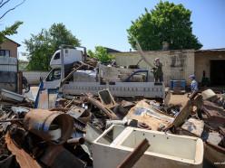 За прошлый год в Слуцком районе изъяли 11 тонн металла на сумму более 8 тысяч рублей
