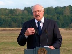 Лукашенко посетил Любань и открыл строительство Нежинского горно-обогатительного комплекса