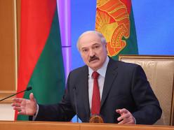 Александр Лукашенко провел пресс-конференцию