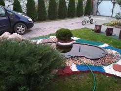 Трагедия в Лунинце: годовалый ребёнок утонул в декоративном пруду