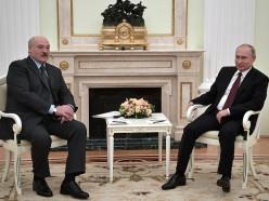 Лукашенко и Путин проводят очередные переговоры в Москве