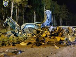 В ДТП на трассе М1 погибли шесть человек (обновлено)
