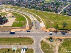 Движение по новым дорогам в микрорайоне «Чехова» откроется в ближайшее время