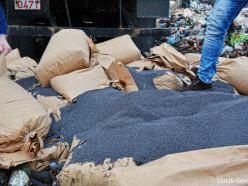 Сотрудники наркоконтроля уничтожили 2 тонны мака, изъятого в сентябре