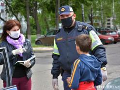 Маленькие нарушители, большая опасность. Рейд с ГАИ в День защиты детей (видео)