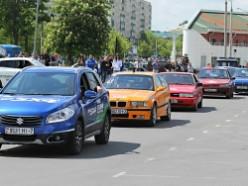 Скоростное маневрирование в Солигорске