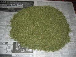 В Слуцке изъято 1,4 кг высушенной марихуанны