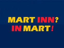 Открытие магазина MART INN перенесено на март