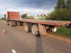 В деревне Леньки Слуцкого района МАЗ сбил 15-летнего велосипедиста