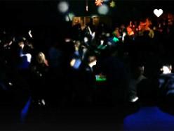 В Молодёжном центре прошла дискотека, посвящённая вечеру встречи выпускников. Видео