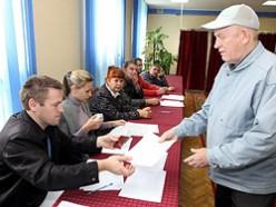 Началось досрочное голосование на местных выборах