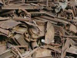Изъяли 1,7 тонн металлолома