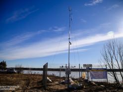 Новая метеостанция в Солигорске. Как выглядит и где находится