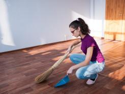 Современная метла в хозяйстве