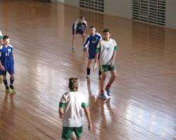 Прошёл чемпионат по мини-футболу среди школьников