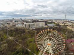 Погода в выходные: в воскресенье в Беларусь придет тепло