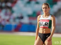 Случчанка Анастасия Мирончик-Иванова завоевала серебро по прыжкам в длину на ЕИ-2019