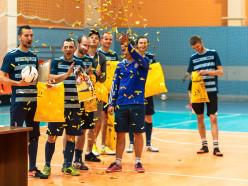 Случчане приняли участие в благотворительном футбольном турнире Miron Cup-2