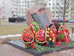 Прошёл митинг ко Дню памяти воинов-интернационалистов