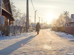 До –18 градусов. В Беларусь идёт сильное похолодание