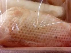 Евроопт: мошки на хлебе