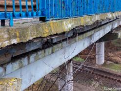 Мост возле ССК перекроют не раньше следующей недели
