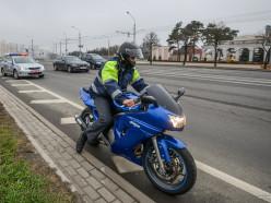 «Стрела» отправлена на отработку опасных дорог Минской области