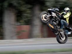 До вторника ГАИ области будет работать на пресечение нарушений мотоциклистами