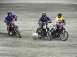 Случчане заняли второе место на чемпионате Беларуси по мотоболу