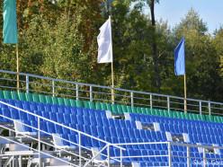 Программа открытия «мотобольного» стадиона в 12-м городке