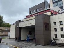 Пиццерия закрылась, пропала вывеска «5 Элемент», готовится к открытию новый магазин. Что происходит в слуцком ТЦ «Маяк»