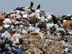 В Слуцком районе захоранивают мусора в десятки раз выше нормы