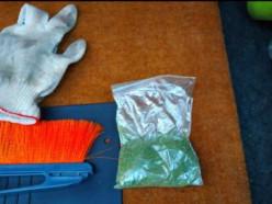 Милиция задержала случчанина с марихуаной и «шишками»