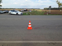 В Слуцком районе водитель легковушки сбил внезапно выбежавшего на дорогу пятиклассника