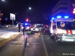 Наезд на пешехода возле «Белтелекома»: как это произошло?