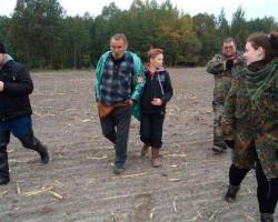 В Ельском районе нашли мужчину, потерявшегося в лесу три месяца назад